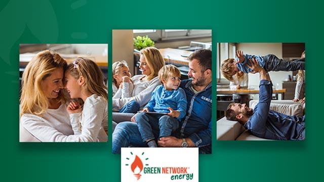 Green Network Energy, Energia 100% da fonti rinnovabili