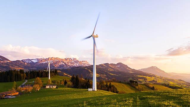 come funziona una turbina eolica e che cos'è l'energia eolica