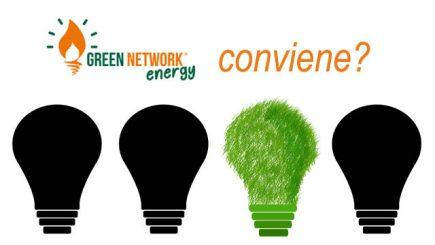 offerte luce e gas green network energy marzo