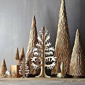 alberi-natalizi-di-cartone