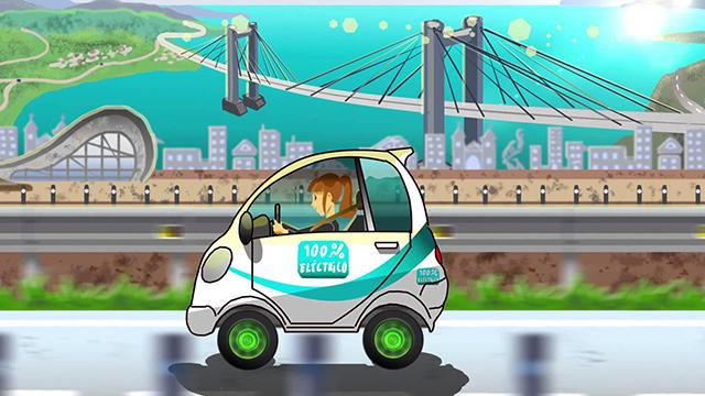 Milano sharing city con eBridge