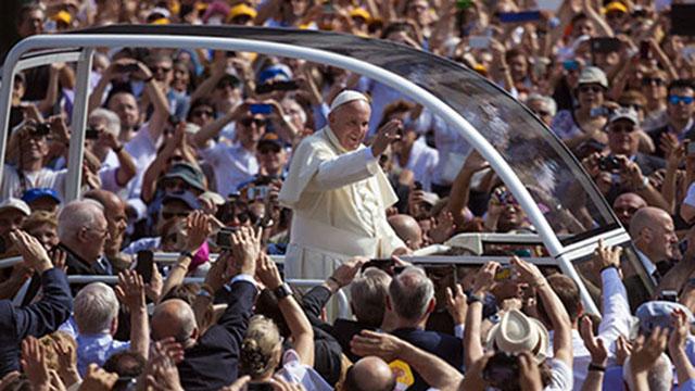 enciclica verde di papa francesco