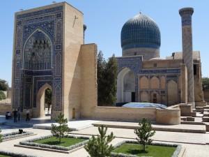 Urzbekistan e via della seta - mete sostenibili capodanno