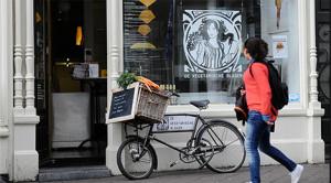bici macelleria vegetariana