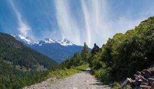 capodanno montagna natura