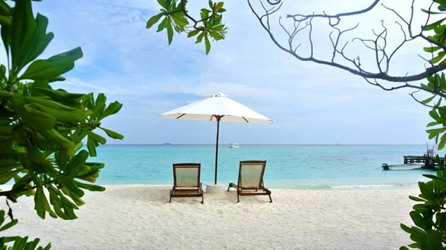Maldive presto sott'acqua a causa del riscaldamento globale