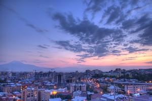 yerevan - mete capodanno