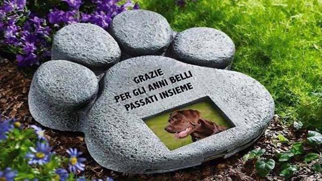 A Milano apre il più grande cimitero per animali d'italia