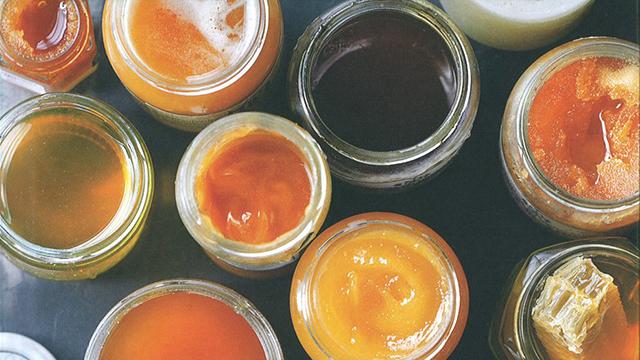 Un cucchiaio di miele, 80 ricette da tutto il mondo