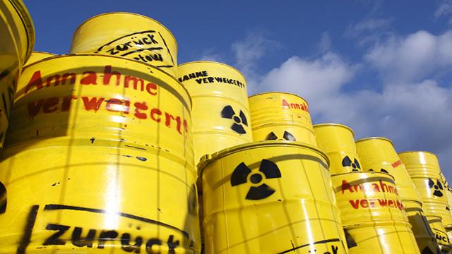 Soluzioni per il difficile smaltimento delle scorie nucleari
