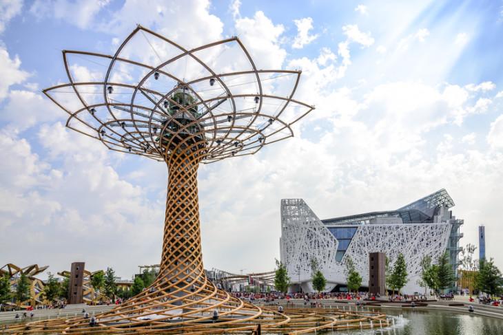Viaggio dentro Expo e la sua storia