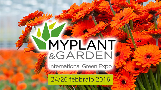 Myplant & Garden, la fiera internazionale del verde