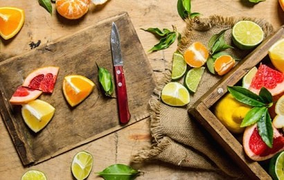 Curiosità e proprietà della frutta di stagione di febbraio