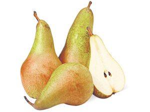 Frutta di stagione di febbraio - Pere