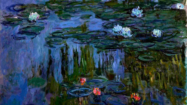 Mostra d'arte a Londra sul tema giardino