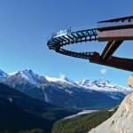Skywalk: una passeggiata sospesi sul ghiacciaio