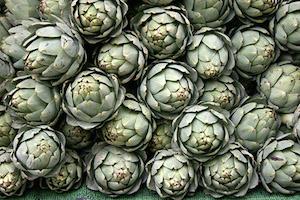 Verdura di stagione febbraio - Carciofi