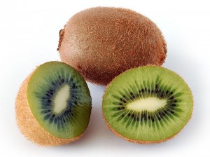 Kiwi frutta di stagione di aprile