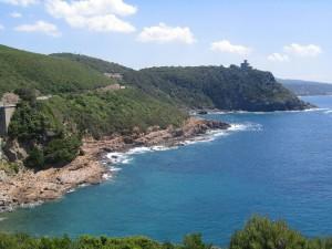 La costa degli Etruschi vacanze di pasqua a piedi a contatto con la natura.