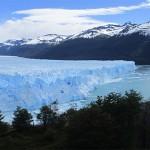 Il crollo del ponte di ghiaccio del Perito Moreno