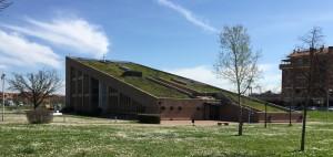 Tetto Verde mediateca di San Lazzaro di Savena