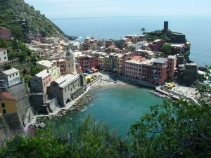 Trekking alle 5 terre turismo sostenibile per pasqua