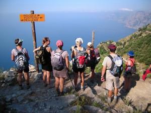Trekking di pasqua sulla costiera Amalfitana