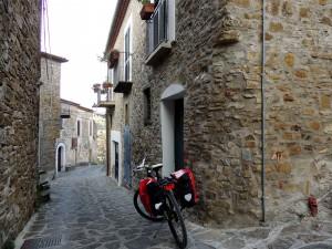 Viaggi in Bicicletta in Italia - La Via Silente