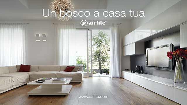 Imbiancare casa con Airlite trasforma i muri di casa tua in un depuratore d'aria naturale