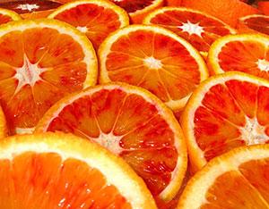 arance frutta di stagione di marzo