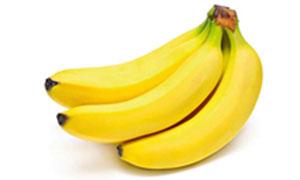 Banane frutta di stagione di marzo