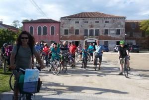 Escursione in bicicletta slow venice