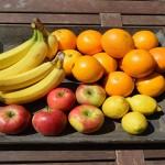 La frutta di stagione di marzo
