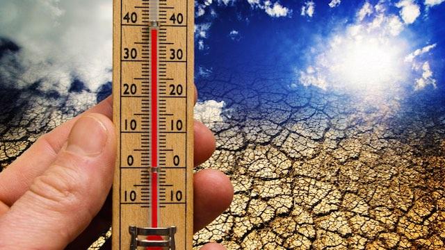 Febbraio mese record: caldo fuori norma a causa del riscaldamento globale