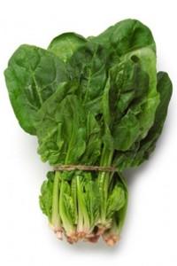 Verdura di stagione di marzo - Spinaci