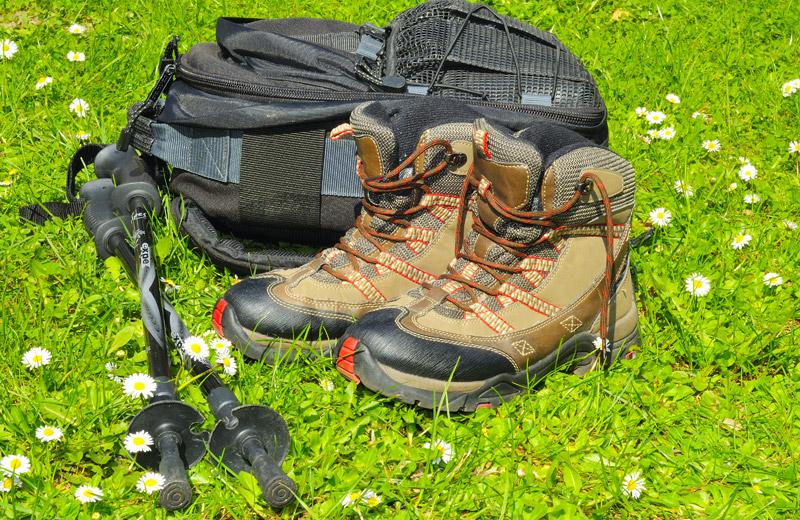 huge discount 7a005 eb31d zaino e attrezzatura da trekking