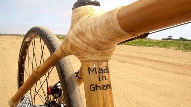 Bamboo Bike la bicicletta ecosostenibile e solidale