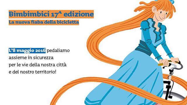 Bimbinbici, domenica 8 maggio 2016 pedala a ritmo di rap in 200 città italiane