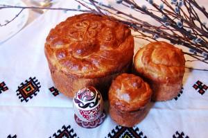 Paska è una torta di ricotta della tradizione pasquale ortodossa