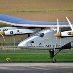 Il primo aereo a energia solare che fa il giro del mondo