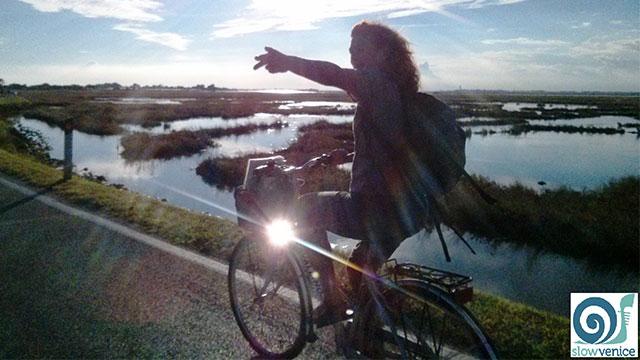 vacanze a venezia tra natura, mare e bicicletta per tutti