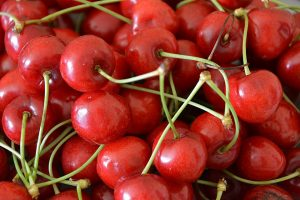 ciliege frutta di stagione maggio