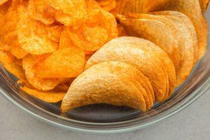 patatine contengono olio di palma