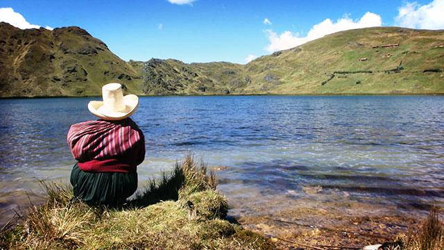 premio Goldman per l'ambiente a una contadina peruviana