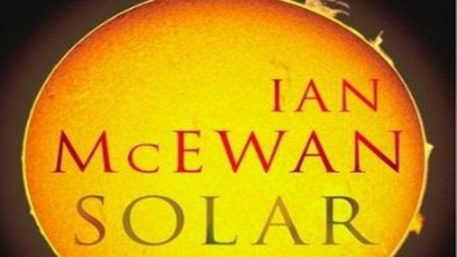 solar romanzo che affronta il tema del riscaldamento globale