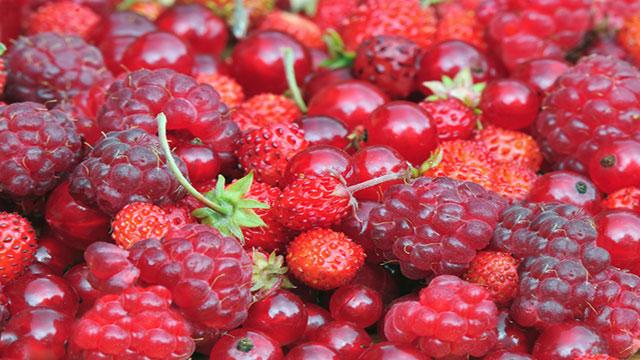 Frutta di stagione del mese di luglio
