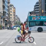 Barcellona: un nuovo piano di mobilità sostenibile