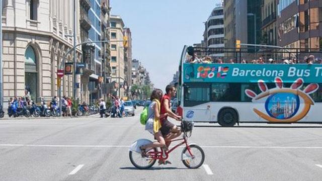barcellona mobilità sostenibile