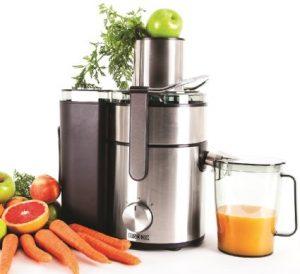 centrifuga per frutta e verdura estate