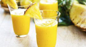 centrifugato con ananas rimedio naturale per combattere la cellulite